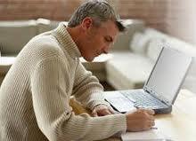 MAN ON PC